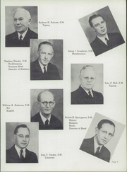 Page 13, 1946 Edition, Chaminade High School - Eagle Yearbook (Dayton, OH) online yearbook collection