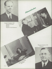 Page 14, 1946 Edition, Chaminade High School - Eagle Yearbook (Dayton, OH) online yearbook collection