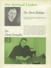 Page 11, 1952 Edition, Chaminade High School - Eagle Yearbook (Dayton, OH) online yearbook collection