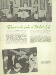 Page 12, 1952 Edition, Chaminade High School - Eagle Yearbook (Dayton, OH) online yearbook collection