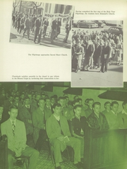 Page 13, 1952 Edition, Chaminade High School - Eagle Yearbook (Dayton, OH) online yearbook collection