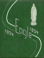 1954 Edition, Chaminade High School - Eagle Yearbook (Dayton, OH)