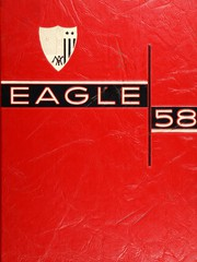1958 Edition, Chaminade High School - Eagle Yearbook (Dayton, OH)