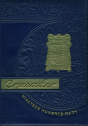 1950 Edition, Catholic Central High School - Crusader Yearbook (Steubenville, OH)