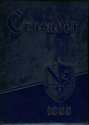 1955 Edition, Catholic Central High School - Crusader Yearbook (Steubenville, OH)