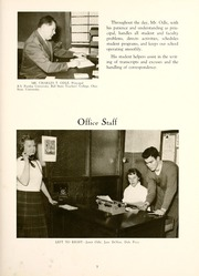 Page 11, 1952 Edition, Butler High School - Airlog Yearbook (Vandalia, OH) online yearbook collection