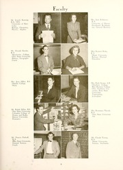 Page 13, 1952 Edition, Butler High School - Airlog Yearbook (Vandalia, OH) online yearbook collection