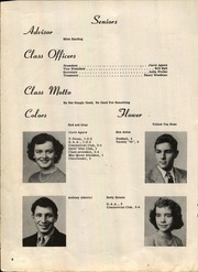 Page 10, 1950 Edition, Olmsted Falls High School - Senorio Yearbook (Olmsted Falls, OH) online yearbook collection