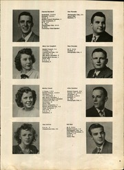 Page 11, 1950 Edition, Olmsted Falls High School - Senorio Yearbook (Olmsted Falls, OH) online yearbook collection