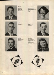 Page 14, 1950 Edition, Olmsted Falls High School - Senorio Yearbook (Olmsted Falls, OH) online yearbook collection