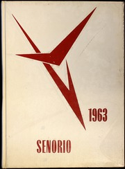 Page 1, 1963 Edition, Olmsted Falls High School - Senorio Yearbook (Olmsted Falls, OH) online yearbook collection