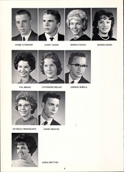 Page 10, 1963 Edition, Olmsted Falls High School - Senorio Yearbook (Olmsted Falls, OH) online yearbook collection