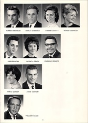 Page 13, 1963 Edition, Olmsted Falls High School - Senorio Yearbook (Olmsted Falls, OH) online yearbook collection