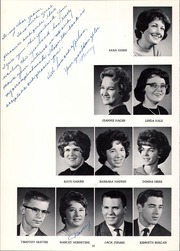 Page 14, 1963 Edition, Olmsted Falls High School - Senorio Yearbook (Olmsted Falls, OH) online yearbook collection