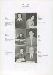 Page 15, 1946 Edition, Cuyahoga Falls High School - Cuyahogan Yearbook (Cuyahoga Falls, OH) online yearbook collection