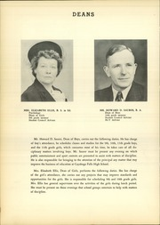 Page 14, 1948 Edition, Cuyahoga Falls High School - Cuyahogan Yearbook (Cuyahoga Falls, OH) online yearbook collection