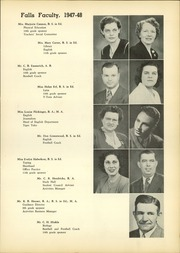 Page 15, 1948 Edition, Cuyahoga Falls High School - Cuyahogan Yearbook (Cuyahoga Falls, OH) online yearbook collection