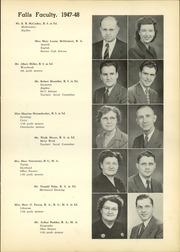 Page 17, 1948 Edition, Cuyahoga Falls High School - Cuyahogan Yearbook (Cuyahoga Falls, OH) online yearbook collection