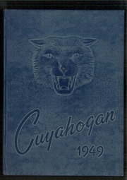 1949 Edition, Cuyahoga Falls High School - Cuyahogan Yearbook (Cuyahoga Falls, OH)