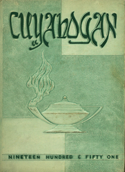 1951 Edition, Cuyahoga Falls High School - Cuyahogan Yearbook (Cuyahoga Falls, OH)