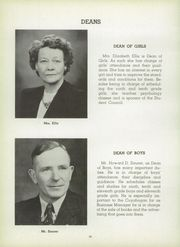 Page 14, 1951 Edition, Cuyahoga Falls High School - Cuyahogan Yearbook (Cuyahoga Falls, OH) online yearbook collection