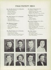 Page 15, 1951 Edition, Cuyahoga Falls High School - Cuyahogan Yearbook (Cuyahoga Falls, OH) online yearbook collection