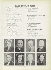 Page 17, 1951 Edition, Cuyahoga Falls High School - Cuyahogan Yearbook (Cuyahoga Falls, OH) online yearbook collection