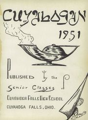 Page 5, 1951 Edition, Cuyahoga Falls High School - Cuyahogan Yearbook (Cuyahoga Falls, OH) online yearbook collection