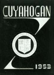 1953 Edition, Cuyahoga Falls High School - Cuyahogan Yearbook (Cuyahoga Falls, OH)