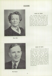 Page 14, 1953 Edition, Cuyahoga Falls High School - Cuyahogan Yearbook (Cuyahoga Falls, OH) online yearbook collection