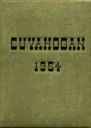 1954 Edition, Cuyahoga Falls High School - Cuyahogan Yearbook (Cuyahoga Falls, OH)