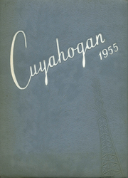 1955 Edition, Cuyahoga Falls High School - Cuyahogan Yearbook (Cuyahoga Falls, OH)