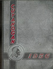 1956 Edition, Cuyahoga Falls High School - Cuyahogan Yearbook (Cuyahoga Falls, OH)