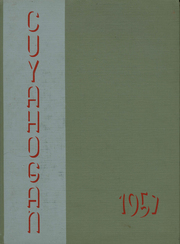 1957 Edition, Cuyahoga Falls High School - Cuyahogan Yearbook (Cuyahoga Falls, OH)