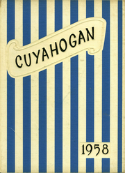 1958 Edition, Cuyahoga Falls High School - Cuyahogan Yearbook (Cuyahoga Falls, OH)