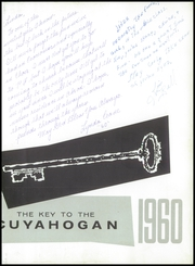 Page 7, 1960 Edition, Cuyahoga Falls High School - Cuyahogan Yearbook (Cuyahoga Falls, OH) online yearbook collection