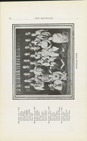 Page 12, 1921 Edition, Newark High School - Reveille Yearbook (Newark, OH) online yearbook collection