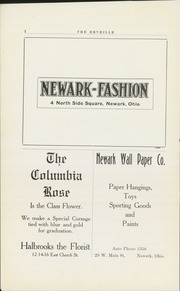 Page 4, 1921 Edition, Newark High School - Reveille Yearbook (Newark, OH) online yearbook collection