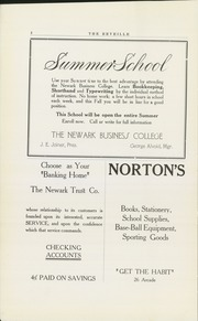 Page 6, 1921 Edition, Newark High School - Reveille Yearbook (Newark, OH) online yearbook collection