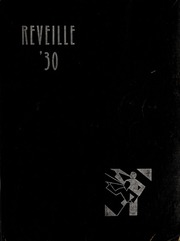 Page 1, 1930 Edition, Newark High School - Reveille Yearbook (Newark, OH) online yearbook collection