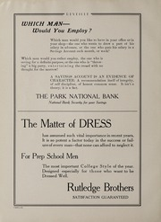 Page 16, 1930 Edition, Newark High School - Reveille Yearbook (Newark, OH) online yearbook collection