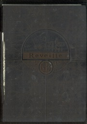 Newark High School - Reveille Yearbook (Newark, OH) online yearbook collection, 1938 Edition, Page 1