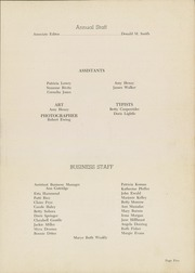 Page 9, 1947 Edition, Newark High School - Reveille Yearbook (Newark, OH) online yearbook collection
