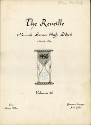 Page 7, 1950 Edition, Newark High School - Reveille Yearbook (Newark, OH) online yearbook collection