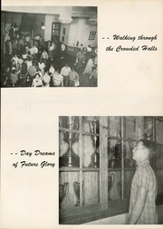 Page 17, 1954 Edition, Newark High School - Reveille Yearbook (Newark, OH) online yearbook collection