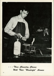 Page 18, 1954 Edition, Newark High School - Reveille Yearbook (Newark, OH) online yearbook collection