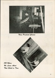 Page 19, 1954 Edition, Newark High School - Reveille Yearbook (Newark, OH) online yearbook collection