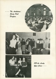Page 20, 1954 Edition, Newark High School - Reveille Yearbook (Newark, OH) online yearbook collection