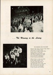 Page 23, 1954 Edition, Newark High School - Reveille Yearbook (Newark, OH) online yearbook collection