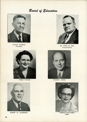 Page 30, 1954 Edition, Newark High School - Reveille Yearbook (Newark, OH) online yearbook collection